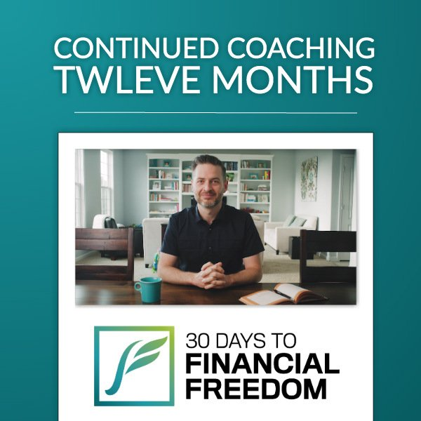 Continued Coaching — Twelve Months
