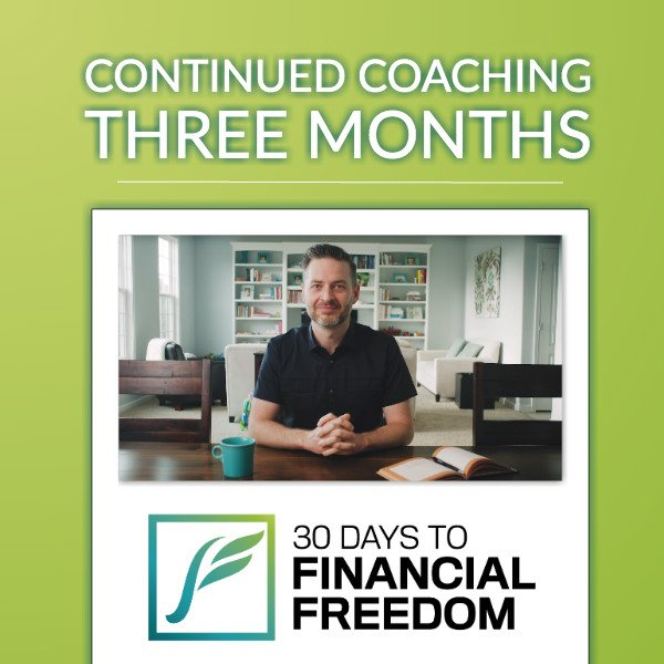 Continued Coaching —3 Months