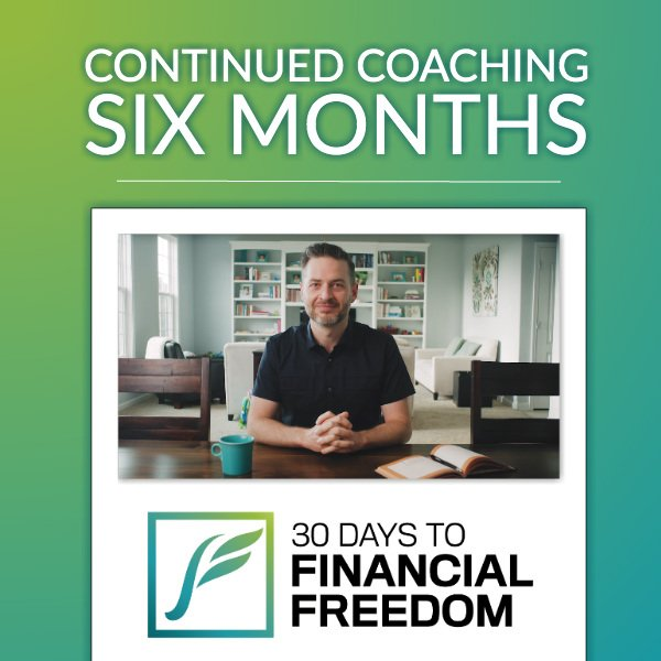 Continued Coaching — Six Months